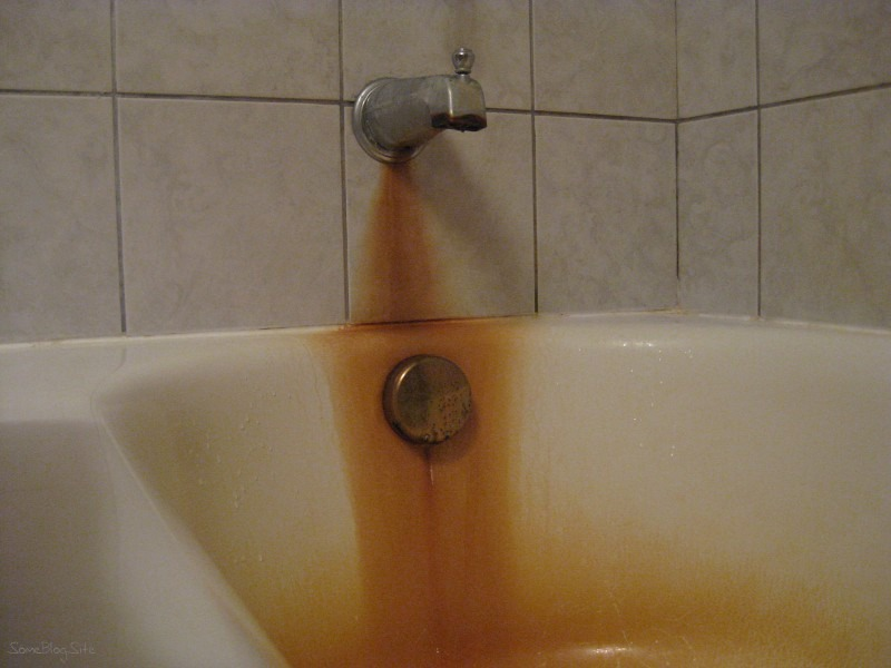 Rid The Sink Tub Or Toilet Of Rust Stains Trusper