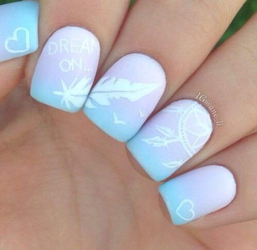 17 Cute nails style you will love!