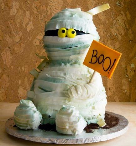 Cool Halloween Cake Designs Trusper