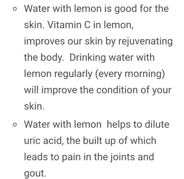 20 important reasons to drink warm lemon water every morning trusper - Seven reasons to make the bed every morning ...