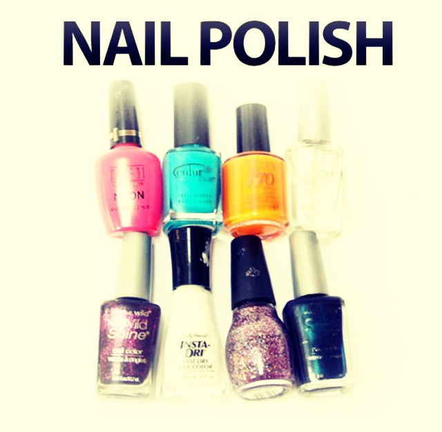 ~ 13 Unusual Uses For Nail Polish~ 😱😁