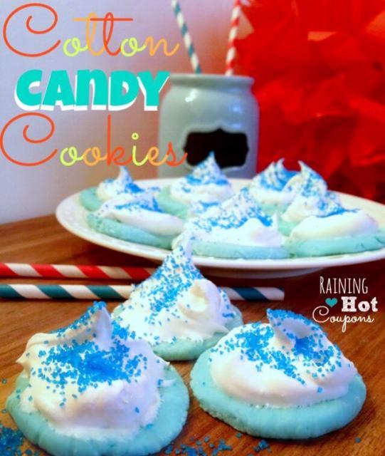 Candy Cane Kiss Cookies 💞 | Trusper