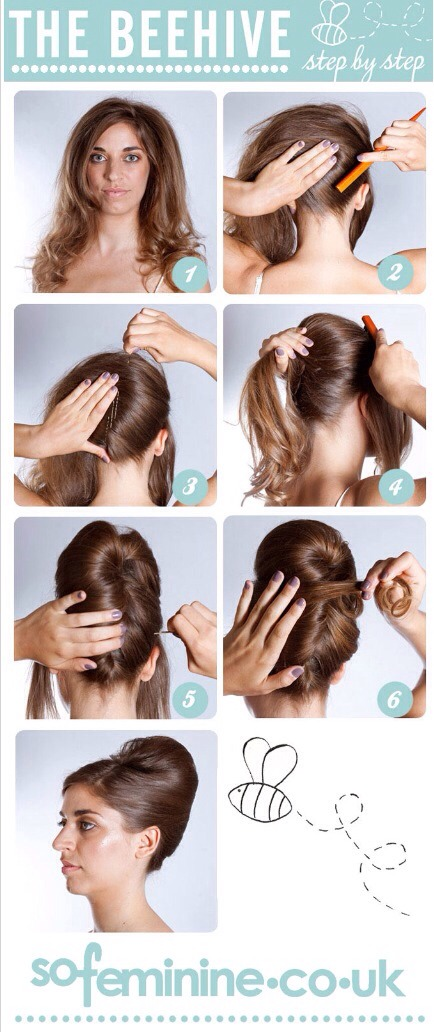 Hair Style Step By Step Trusper
