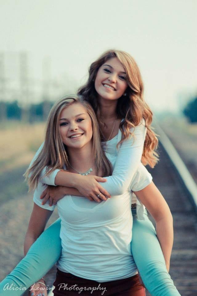 Идеи для фото с сестрой