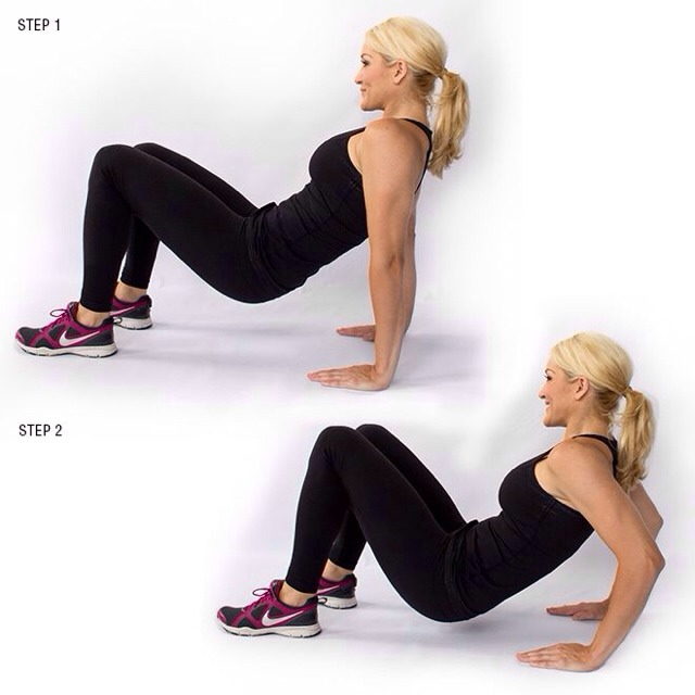 Buh-Bye Fat: Exercises To Cut The Upper Arm Fat