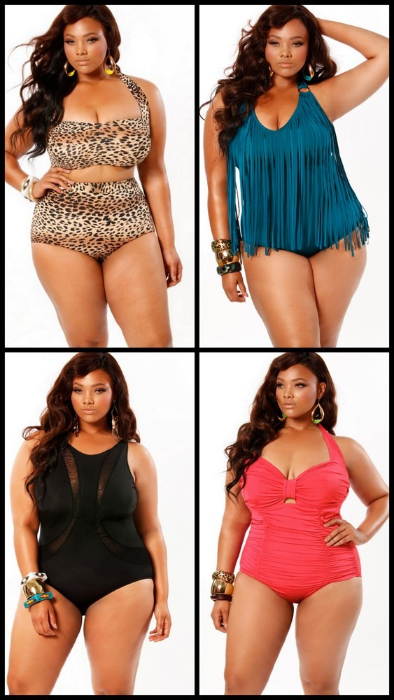 Plus Size Awesome Swimwear!!!!