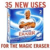 35 Uses For The Magic Eraser!! This Little Eraser Really Does Do wonders!💥