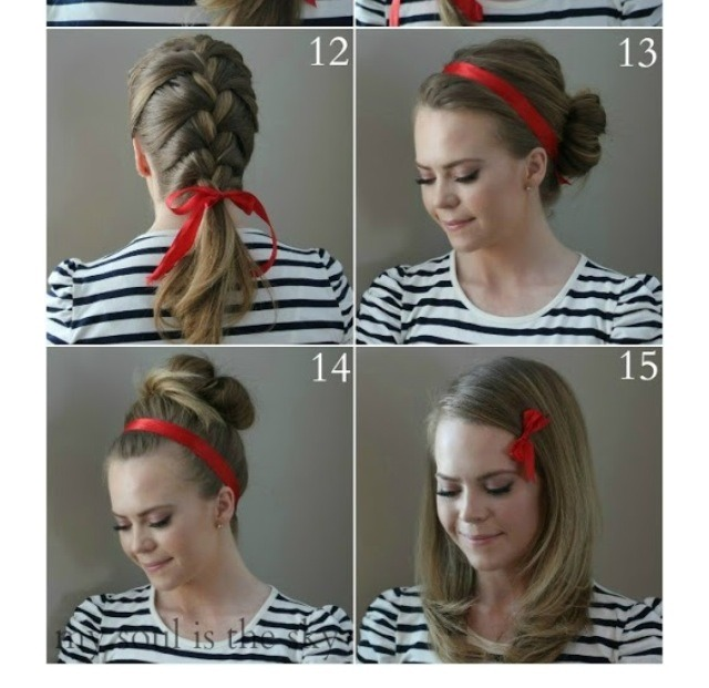 how to wear your hair on a cruise