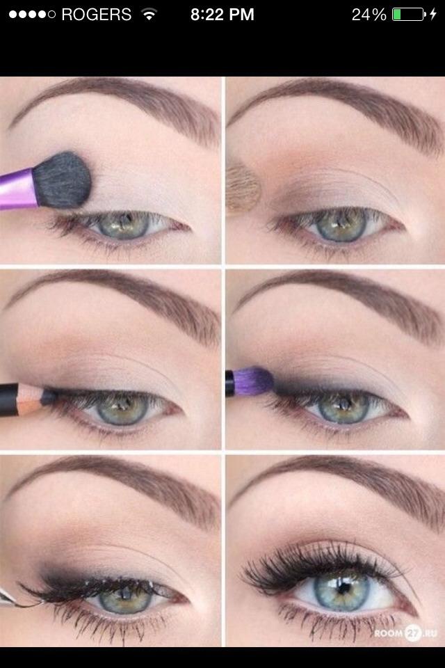 Свадебный макияж самостоятельно пошагово для зеленых глаз
