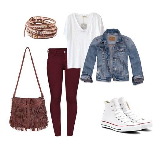 Cute Simple Outfits   Trusper