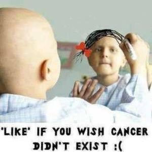 Like If You Wish Cancer Didnt Exist 🌸✋🏻