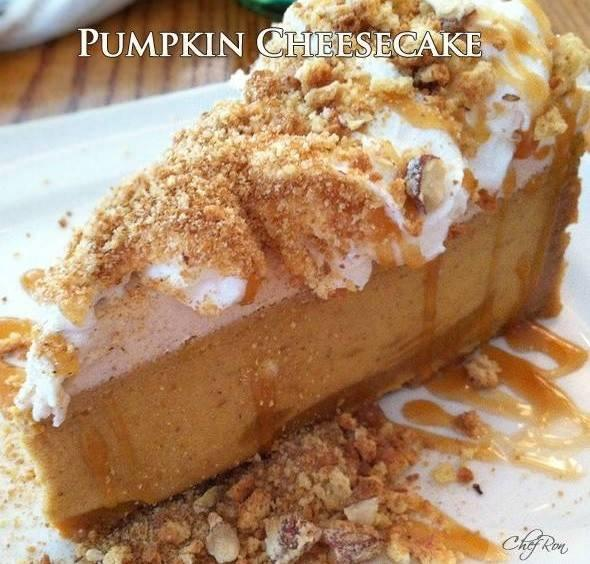 olive garden pumpkin cheesecake recipe trusper