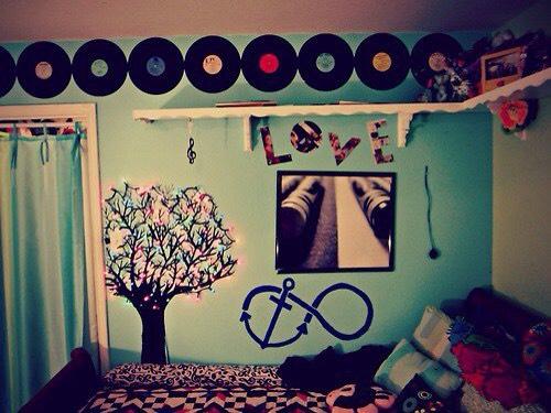 Tumblr Themed Room Ideas!