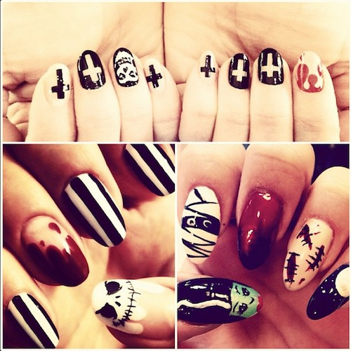 🎃Halloween Nails (ideas)🎃