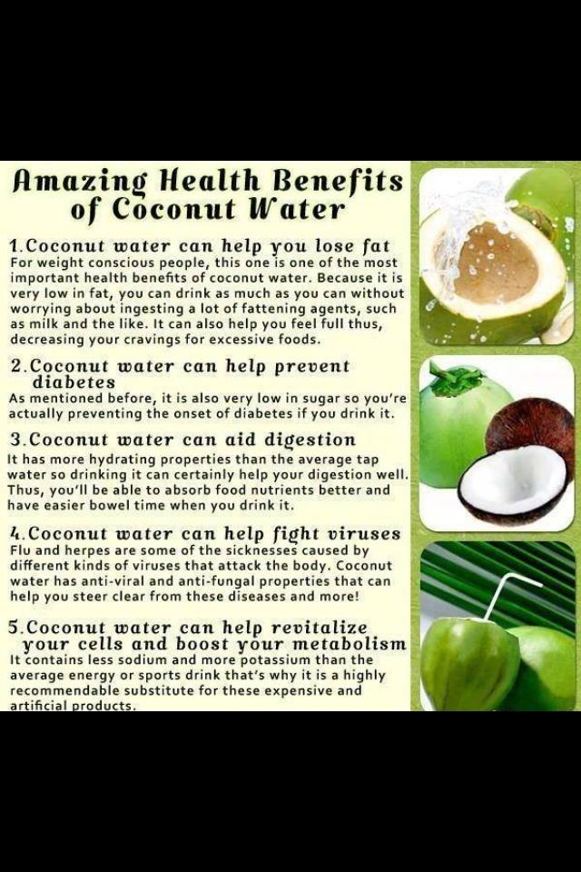 Benefit Coconut Water Trusper
