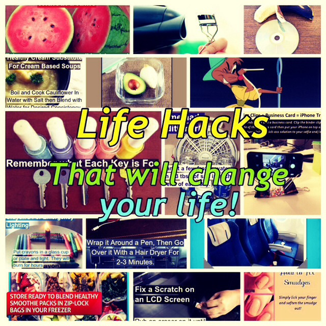 40+ Daily Life Hacks That Make Your Life Much Easier.