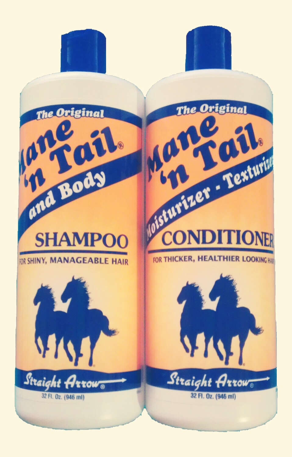 Original Mane 'n Tail Shampoo is an exclusive, high-lathering horse shampoo containing cleansing agents fortified with moisturizers and emollients. This