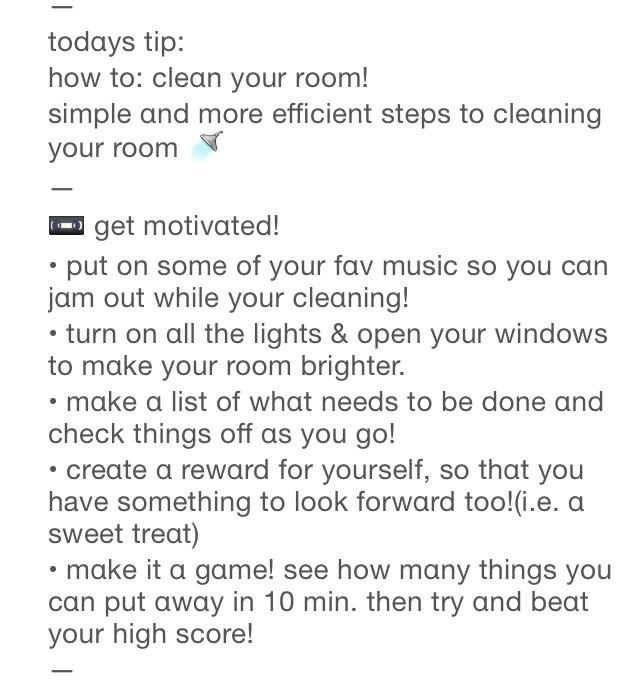 How To Clean Your Room Trusper