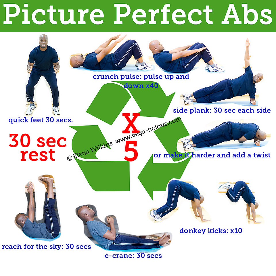Ab Workouts: Quick Abs