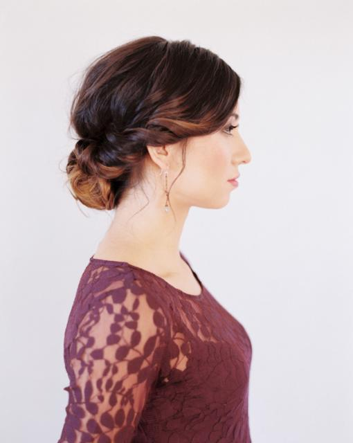3 Chic Hair Updos! Check Out