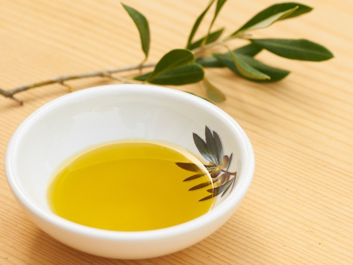 Cold-Pressed Olive Oil for Hair