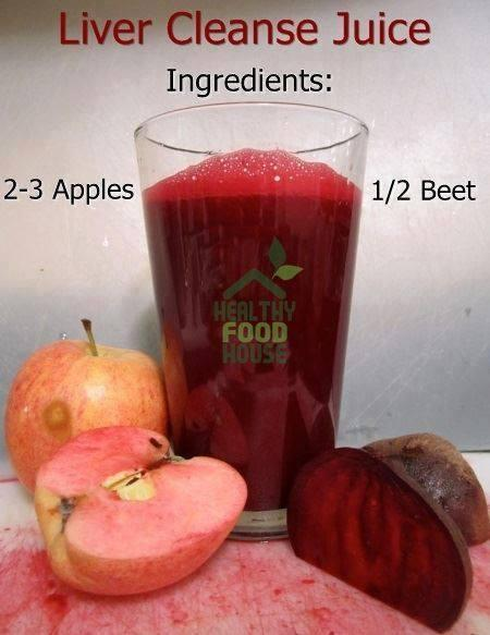 liver cleanse drink