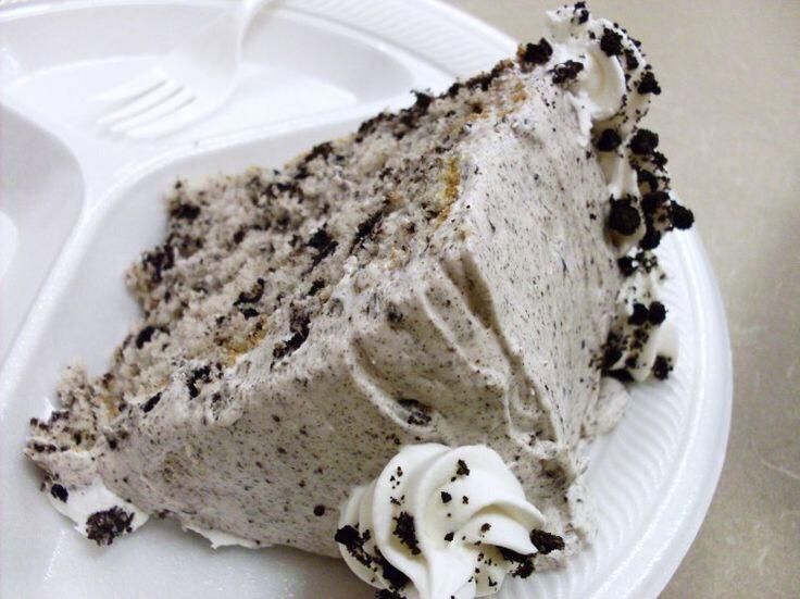 Oreo Cookie (or Cookies 'n Cream) Cake