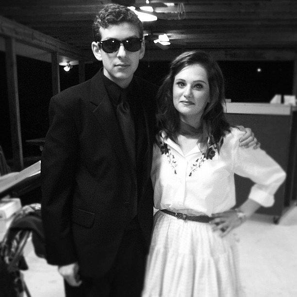 50 last minute couples costumes that require little to no for Pictures of johnny cash and june carter
