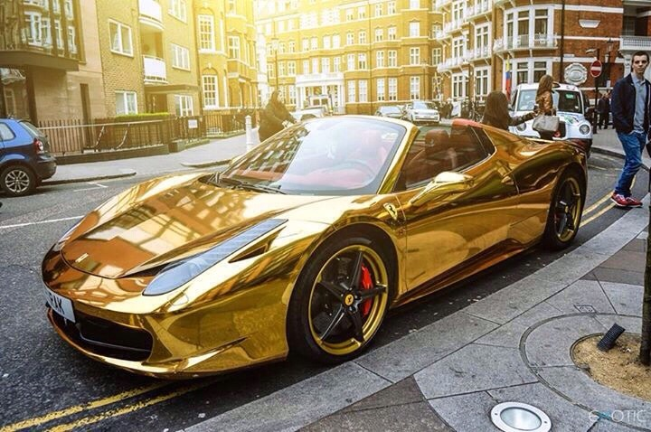 🎀Most Impressive Gold Cars Ever!💛✨ Like 4⃣ More!👍👍