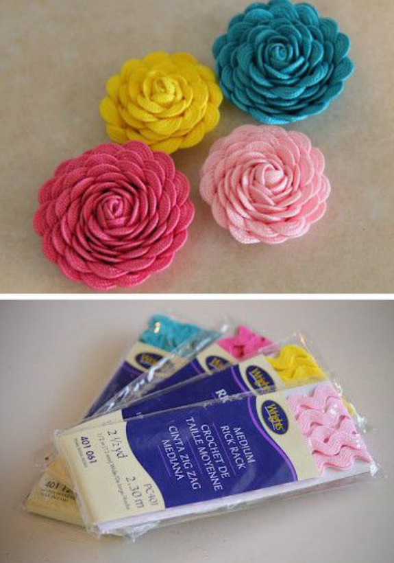 beautiful flower clip