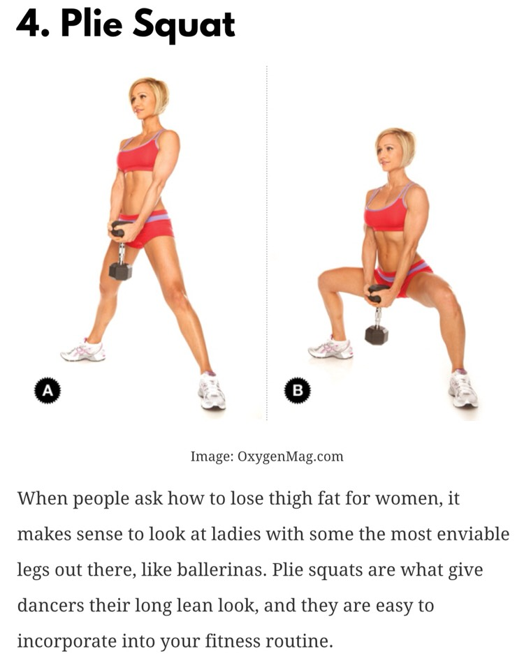 Reduce Thigh Fat 42
