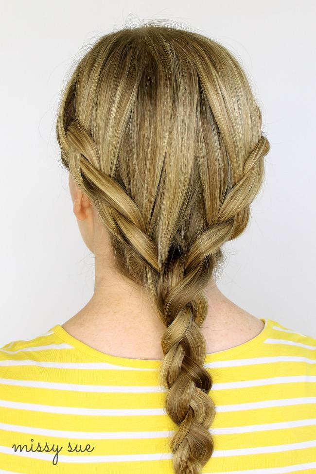Two Dutch Braids 6 Hairstyles Trusper