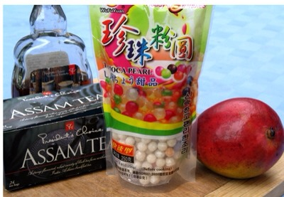 how to make fruit bubble tea