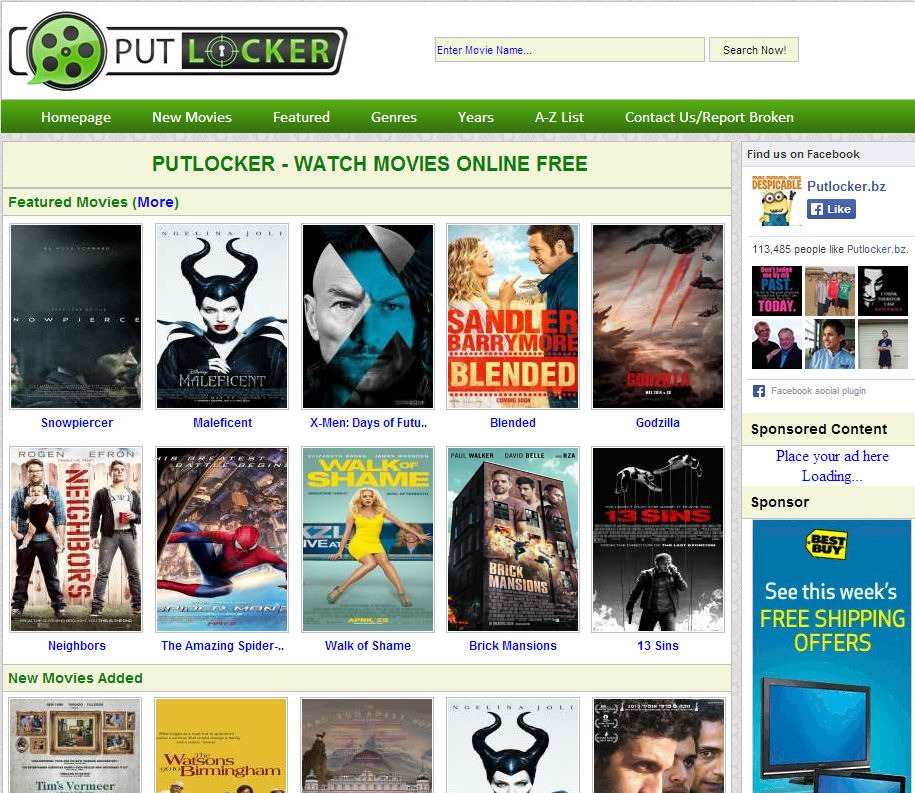 Where To Watch Free Movies Online without Downloading