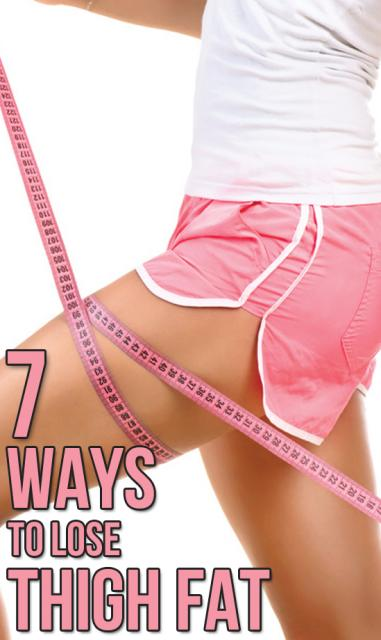 7 Ways To Lose Inner Thigh Fat For Good <3