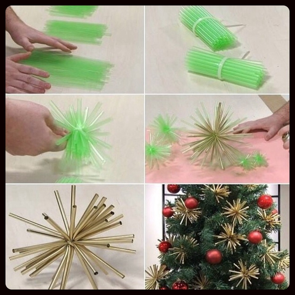 Magnetic Xmas Decorations