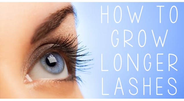 Grow Your Eyelashes Out Super Fast!
