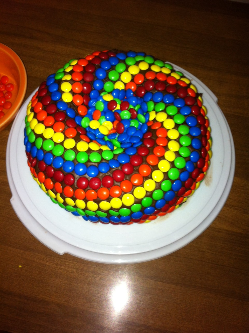 Decorate Ice Cream Birthday Cake