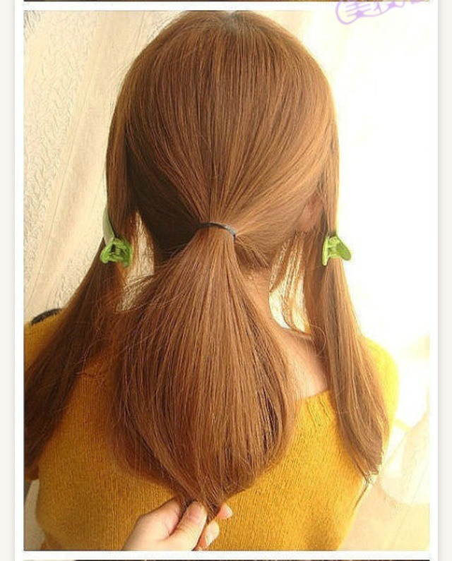 simple everyday hairstyles : Simple Everyday Hairstyle Trusper
