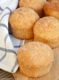 💖Cinnamon Sugar Donut Muffins! YUM! #tipit 💖
