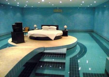 weird Bedrooms
