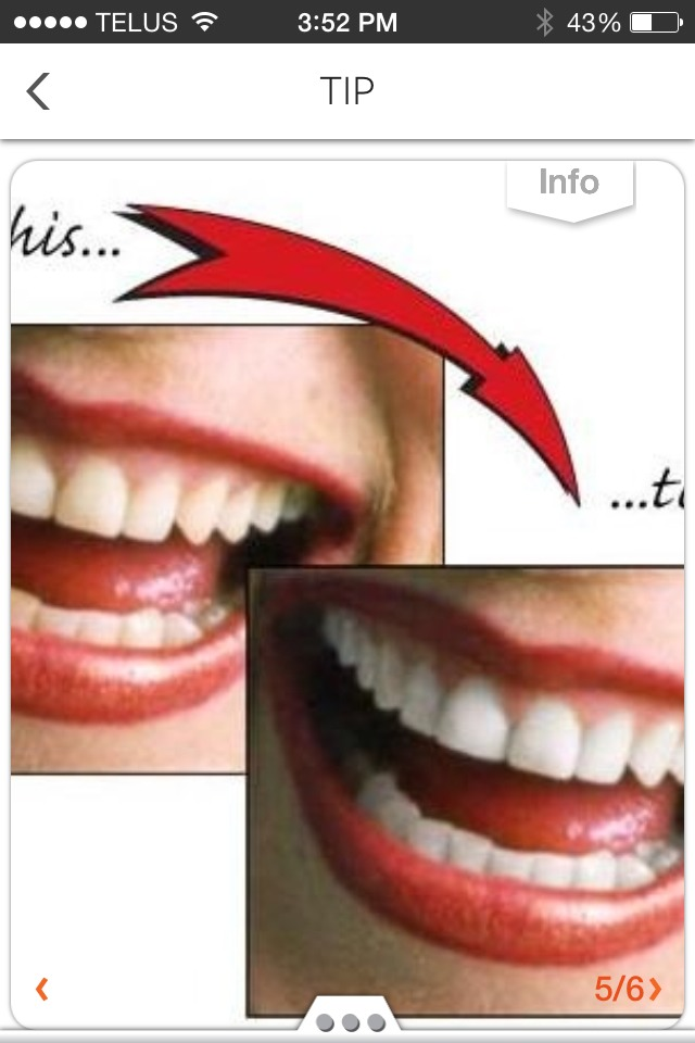 Natural Way That Works To Whiten Teeth