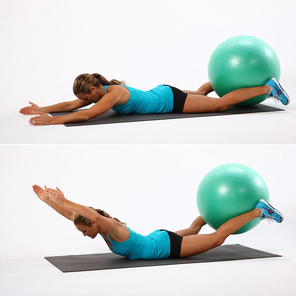 Banish Back Fat With These 3 Moves advise