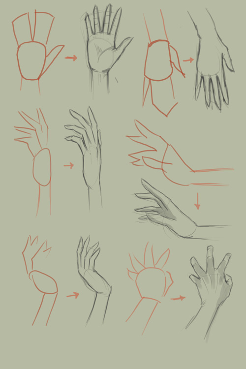 how to draw 3d art tutorial