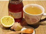 For Sore Throats Try Honey And Lemon With Hot Water(and Ginger Or Whiskey)