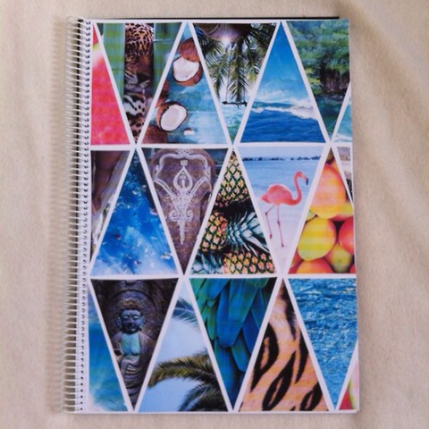 Tumblr notebook cover ideas little ideas notebook from the - 10 Simple And Easy Diy Notebooks Please Like Trusper