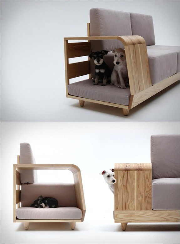 Dog house sofa trusper Dog house sofa