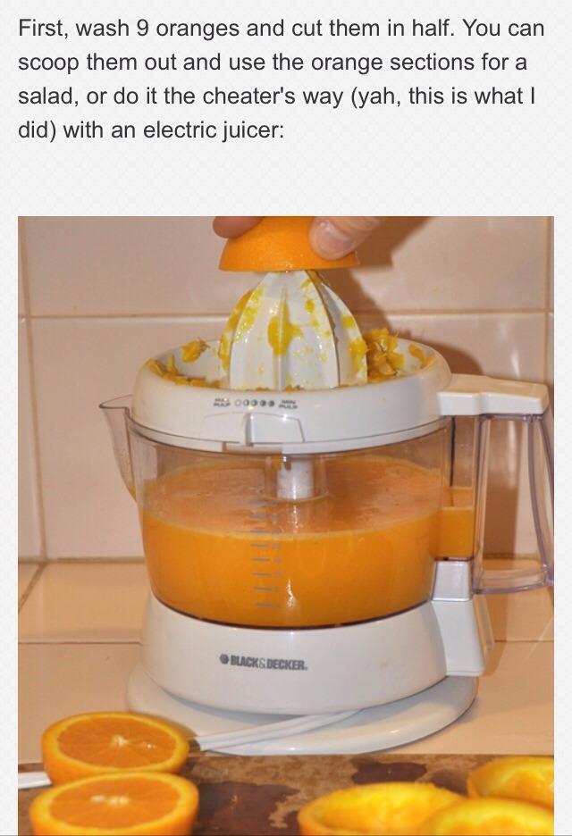 """ Rainbow Gelatin Orange Wedges""👍 | Trusper"