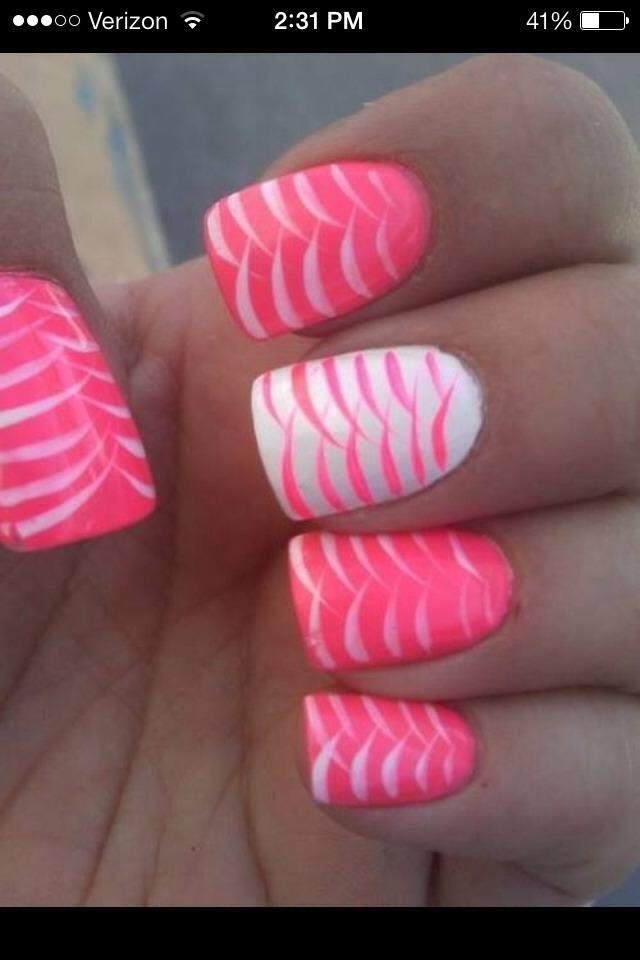 Cute Nail Designs For Spring Break Super Cute Nail...