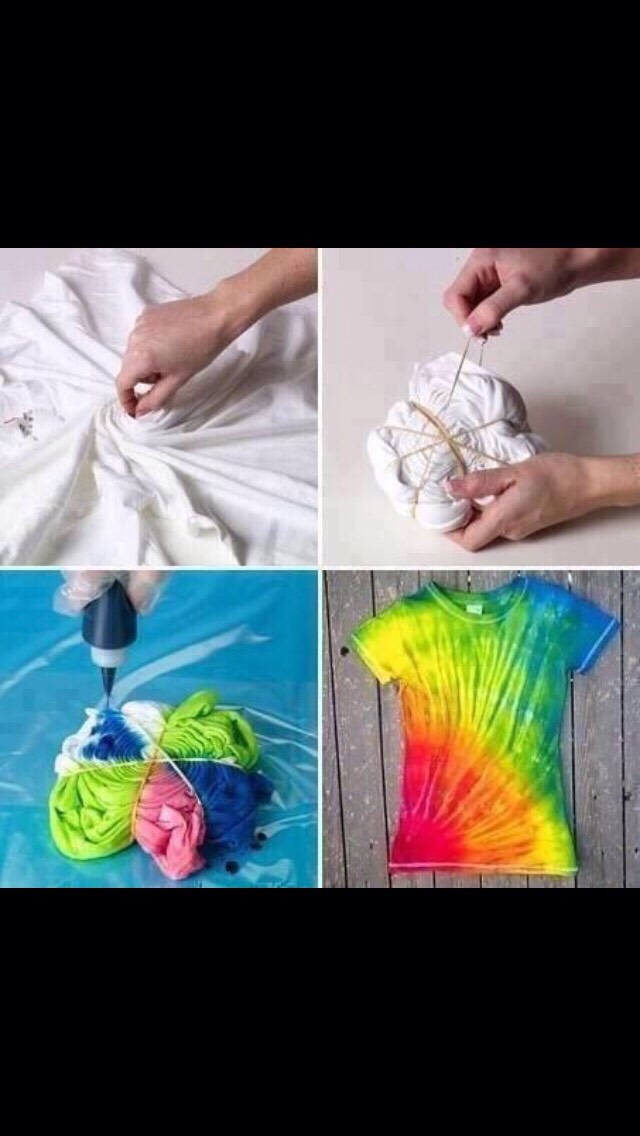 How To Make A Galaxy Twist Dye Shirt Trusper